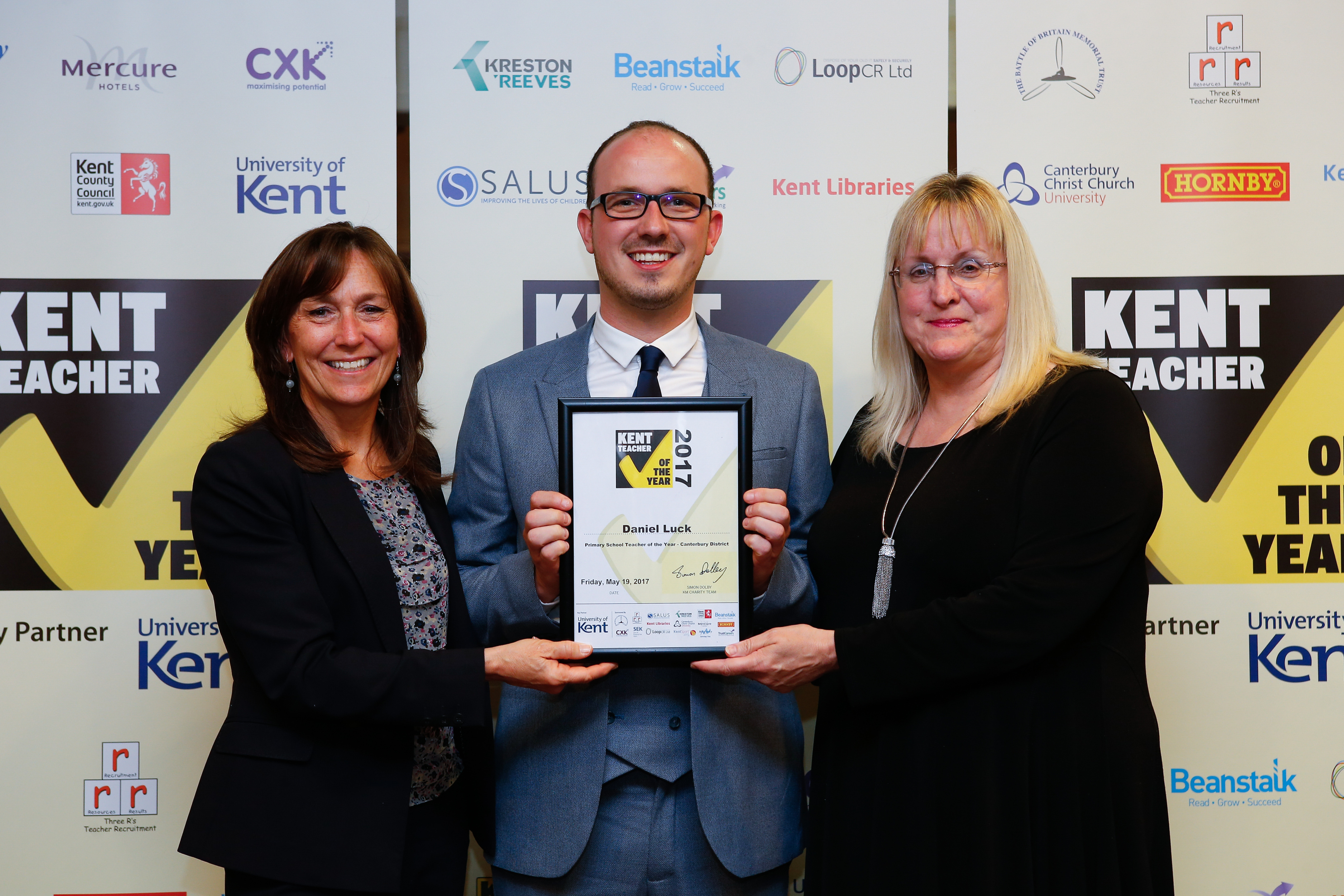 Social Enterprise Kent Sponsor Kent Teacher of the Year Award