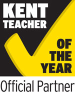 Kent Teacher of the Year Awards Official Partner